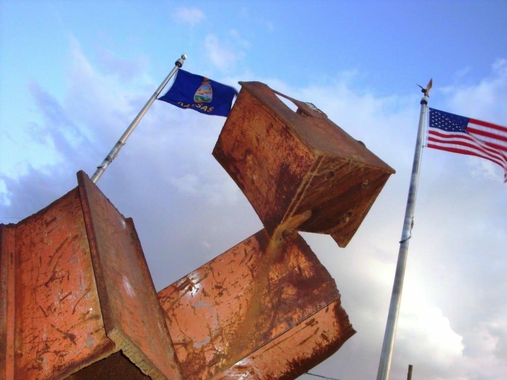 Anthony Kansas 911 Memorial1
